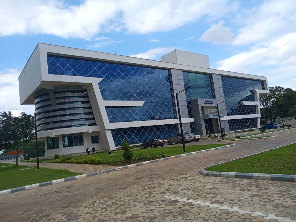 Poly ICT building